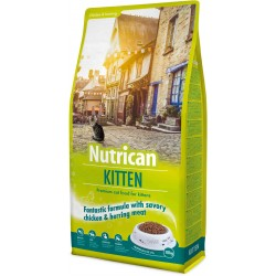 Nutrican chaton