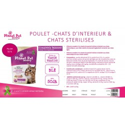 Croquettes Planet Pet chats...