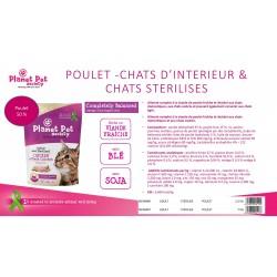 Croquettes Planet Pet chats...